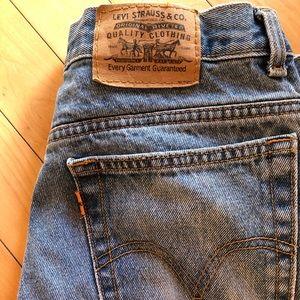 Vintage levi's